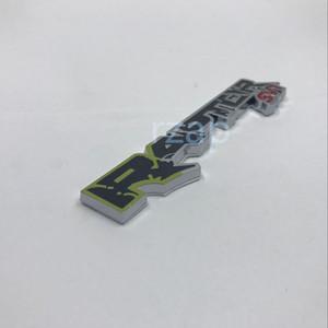 Автомобиль Styling Raptor SVT эмблема Auto Задний Крышка багажника знак для Ford F150 Fiesta Kuga Ranger Galaxy 3D Металл Наклейка