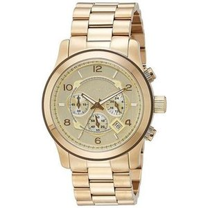 Luxury Fashionable Classic men's watch mk8077 quartz watches are high quality free shipping.
