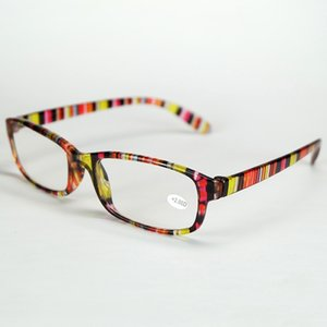 7 Renkler Reçine Okuma Gözlükleri Plastik Tam Çerçeve Gözlükler Ligher Ve Eski Halklar Için Ucuz Mukavemet