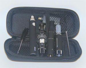 3 in 1 Dry herb vape Glass Globle wax vaporizer Ago G5 dry herb eVod vaporizers 3 in 1 vaporizer