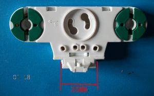 MIX 7 tipos de cabeça dupla G5 T5 G13 T8 suporte da lâmpada soquete de luz para tubo de luz LED