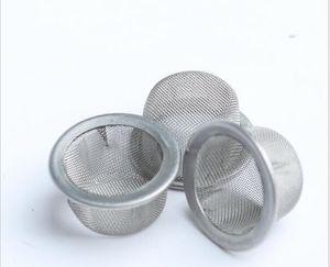 Edelstahl Tabak Rauchen Zubehör Zigarette Rauch Filter zobo Rohre Bildschirm Schüssel geformt Quarz Kristall Pfeife Tabak Metall