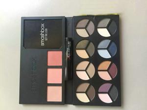 Makyaj Gözler Smash Fotoğraf Op Mega Palet 3 Renk Allık + 24 Renk Göz Farı Maskara!