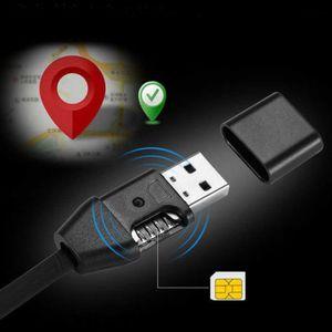 كبل USB وظيفة الشحن GSM SIM Voice تنشيط BUG GPS لتعقب محدد الموقع العالمي