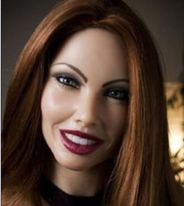 Sexy reale aufblasbare Semi-feste Silikongeschlechtspuppe der Männer / Liebespuppe, Vagina gründete mit Puppe, männliches Geschlecht spielt. Sexspielzeug für Mann, DHL