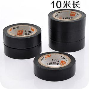 Ménage 10m bande antistatique grille pour ordinateur portable téléphone portable PVC étanche anti-électrique bande noire isolant composants électriques emballage