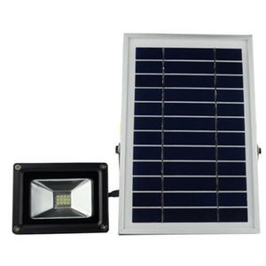 8pcs Control de luz Cool White Warm White Solar Power LED Floodlight Outdoor Garden Street Impermeable Solar Spot Light