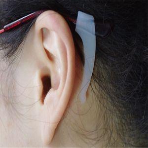 Óculos Gancho de Gancho de Óculos Para Grip De Tip Eyeglass Slip Anti Temple Orelha Holder Non Sunglasses Adsjh