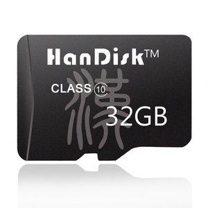 certificazione scheda di memoria HanDisk 32GB Nero micro SD Quality Card SDXC 8GB CE FCC TF qualità di memoria