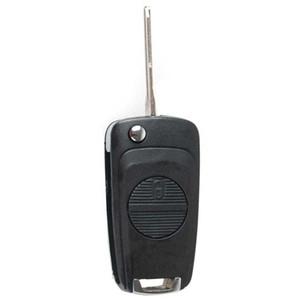 Garanti 100% 2Buttons Remplacement Télécommande De Voiture clé FOB cas Avec Lame Uncut Pour Nissan Almera X-Trail Primera Livraison Gratuite