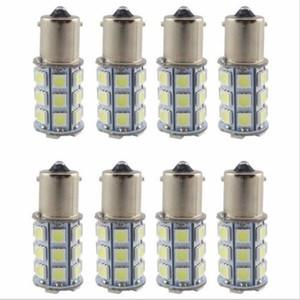 20X Super White 27 SMD RV Camper Trailer LED 1156 1141 1003 Интерьер Лампы бесплатная доставка