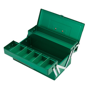 Motorcycle tool box