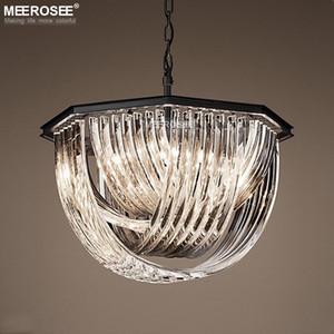 Vintage Kristall Kronleuchter Leuchte Lampe Retro Style Suspension Lamparas Leuchten für Foyer Restaurant Cafe Hotel Projekt