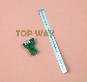 Puerto de carga USB Socket Charger Board Reemplazo de piezas de reparación para PS4 Controller JDS-040 JDS040 Board With cable
