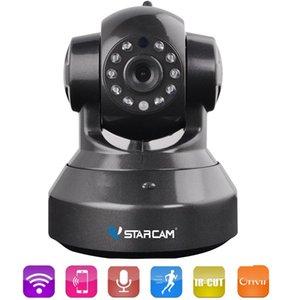 VStarcam HD 720P Wifi IP Camera Use eye4 App CCTV Wifi Camera Support 128GB TF Card Wireless Night Vision P2P Onvif Cam C7837WIP