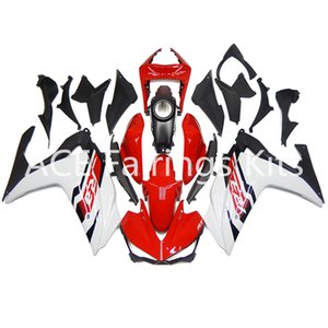 3 هدايا مجانية هدايا كاملة - Yamaha-R3-2015-R25-2014-2015-Injection-ABS-Motorcycle-Fairing Red Black b2