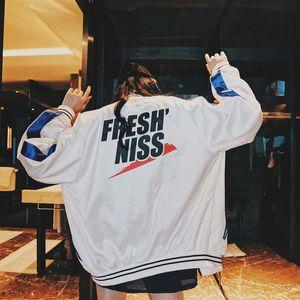 Sıcak Satış Taze Niss MA1 Ceket Bombacı Ceket Pilot Ceketler Erkekler Için Hip Hop Spor Takım Elbise Kış Windbreak Çiftler C ...