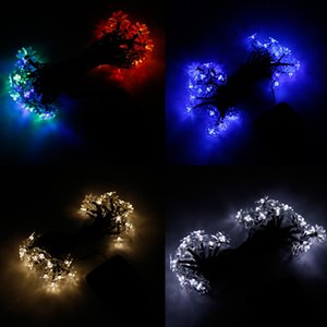 ÇIÇEK LED Işıkları Dize Dış Işıklar Güneş Dize Büyük Lotus Şekilli Stok Teklif Kapakları