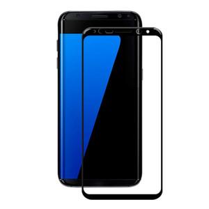 Copertura completa curvata 3D di vetro temperato di alta qualità per OnePlus 5 per LG Stylo 3 Plus con pacchetto di vendita A