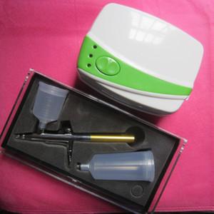 Oxygen Injection pulverizador de água Inject Hidratar Jet beleza máquina rejuvenescimento da pele oxigênio Infusão SPA Facial Cuidados Massager