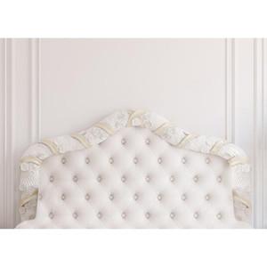 cama barroco headboard tufted bed fotografia pano de fundo fino vinil photo studio fundo papel de parede F-2515