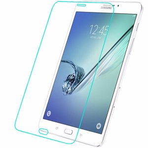 50PCS Explosion Proof 9H 0.3mm Screen Protector Tempered Glass for Samsung Galaxy Tab 2 7.0 free DHL