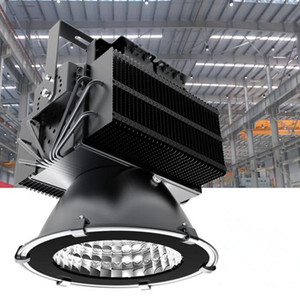 500W Led Floodlight MEANWELL Driver High Bay Light Impermeable Industrial Flood Light Led Tunnel Lamps Workshop Stadium Lamp