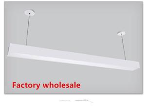 Frete grátis economia de 1.500 milímetros Energia levou atacado qualidade superior pingente de luz 40w tubo de iluminação de escritórios linear smd2835 conduziu a lâmpada