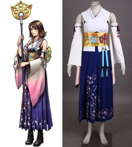 Costumi di Halloween di Final Fantasy X Yuna