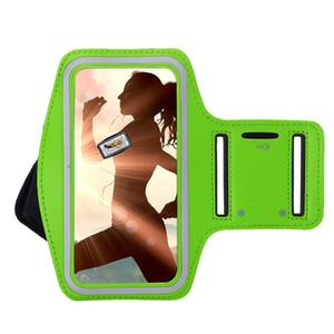 Handy-Armbinden für Samsung Note 8 S9 S9 Plus-Gymnastik-laufender Sport-Arm-Band-Abdeckung für Samsung Note 5 S8 S8 Plus-Adjustable Armband Fall