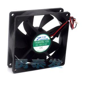 Marque nouvelle TX9025L12S 9cm DC 12V 0.16A 90 * 90 * 25mm boîtier de l'ordinateur axial ventilateur de refroidissement de haute qualité