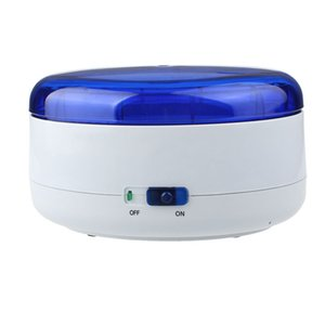 Wholesale- Battery Operated Watch Eyeglasses Jewelry Mini Ultrasonic Wave Cleaner cleaning machine Winder #100718