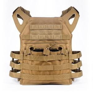 Tactical Vest Caça Munição No Peito JPC Colete Engrenagem Body Armor Multifuncional Tático Engrenagem 4 Cor Dos Homens Jaquetas CS Roupas
