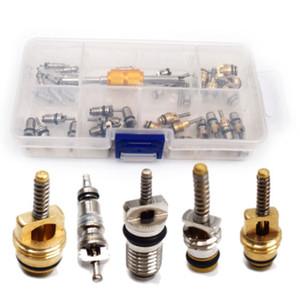 41 * Kit de removedor de núcleo de válvula de aire acondicionado de automóvil R12 / R134A para válvulas de núcleo de aire acondicionado