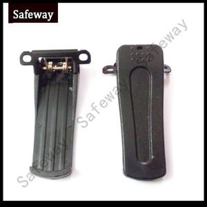 5 шт. / лот двухстороннее радио зажим для ремня для Baofeng радио BF-666S BF-777S BF-888S и т.д. бесплатная доставка