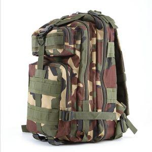 Кемпинг путешествия камуфляж рюкзаки для мужчин мода армия мужчины дизайнер рюкзаки новый Спорт на открытом воздухе военный рюкзак сумки Бесплатная доставка