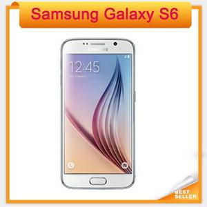 Telefono originale Samsung Galaxy S6 G920A G920F G920P LTE Octa Core 3GB RAM 32GB ROM 16MP 5.1 pollici rinnovato