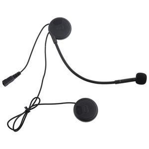 Motorradhelm Intercom Headset Wasserfestes Interphone mit DPS-Echounterdrückungstechnologie T-COM02S Motorrad
