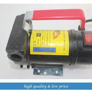 Household Farm DC Self-priming Water Pumps Oil Pump