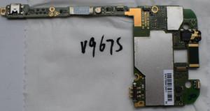 sbloccato usato test funziona bene per zte v967s scheda madre scheda madre bordo scheda chipet pannello spedizione gratuita