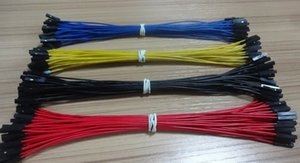 dupont cable jumper wire dupont line female to female dupont line 20cm 1P-1P