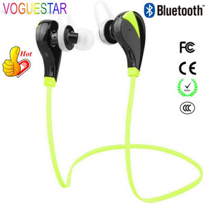 Wireless Earphones Stereo Bluetooth Earphone IPX4 Sweatproof Sports Headphone Headset With MIC for iPhone Xiaomi Huawei ZPG028