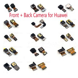 Nueva cámara frontal y módulo de cámara trasera trasera Flex para Huawei Ascend P6 P7 P8 P8 Lite P8 Max P9 P9 Lite P9 Plus Mate 7 Mate 8 Mate 9