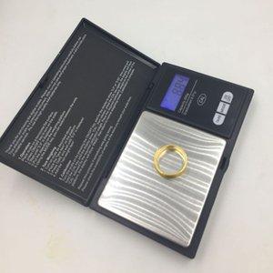 200 г * 0,01 г Мини-весы Цифровые карманные электронные весы Многофункциональные весы для ювелирных изделий с бриллиантами и золотом