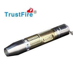 UV LED El Feneri Yeşim Kimlik Takı LED Torch Beyaz / Sarı Işık Paslanmaz Çelik 18650 Şarj Edilebilir Taşınabilir Yeşim Testi Flaş Işığı