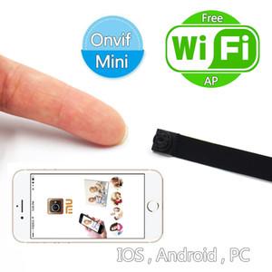 DIY Kamera Modülü IP Kablosuz Wifi mini DV HD 1080 P gerçek zamanlı Uzaktan Kumanda Ev Güvenlik Kamera Modülü