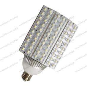 높은 광도 60W E40 E27 LED 거리 빛 7200lm AC85-265V 60 * 1W는 가로등 옥외지도했다 방수 수직 정원 도로 거리 빛 MYY