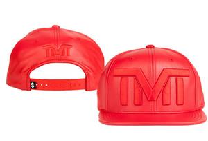 Горячая Мода TMT Snapback шляпа Деньги Шляпы Летний Visor Кожа Cap Street скейтборд Gorras Регулируемые крышки