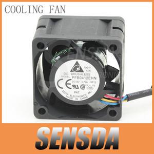 Spedizione gratuita per Delta PFB0412EHN 4028 40mm 4cm 12V 0.72A 4-pin pwm inverter server industriale ventole di raffreddamento