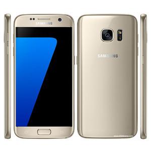 الأصلي سامسونج غالاكسي S7 G930A G930T G930P G930V G930F الثماني النواة 4GB / 32GB 5.1 بوصة أندرويد 6.0 الهاتف مقفلة مجدد